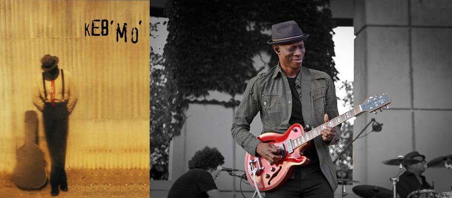 Keb Mo at Lyric Theatre
