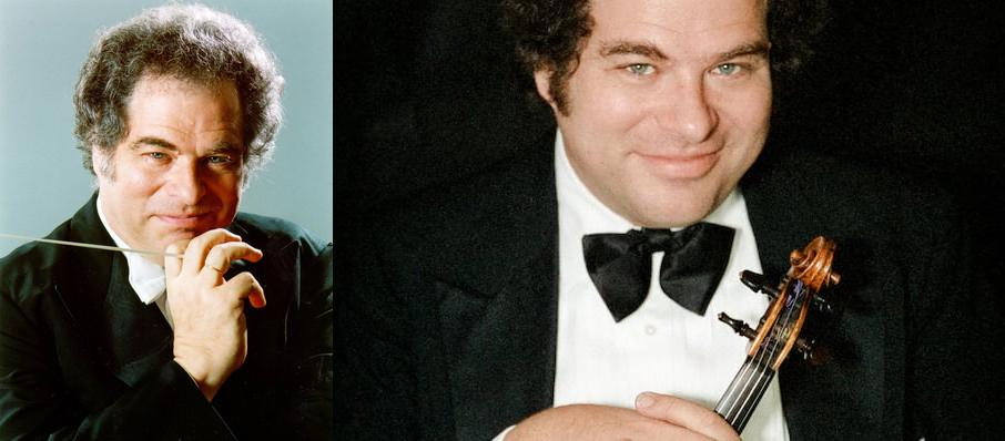 Itzhak Perlman at Dreyfoos Concert Hall