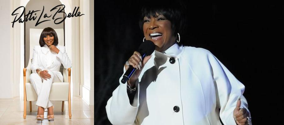 Patti Labelle at Dreyfoos Concert Hall
