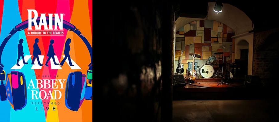 Rain - A Tribute to the Beatles at Dreyfoos Concert Hall