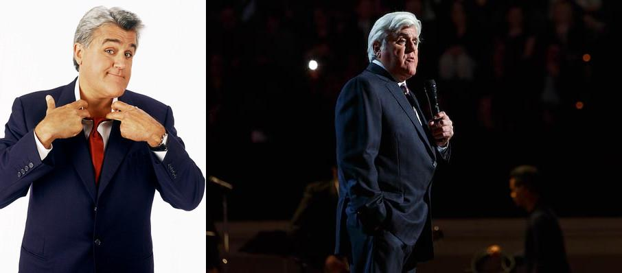 Jay Leno at Dreyfoos Concert Hall