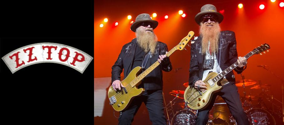 ZZ Top at Coral Sky Amphitheatre