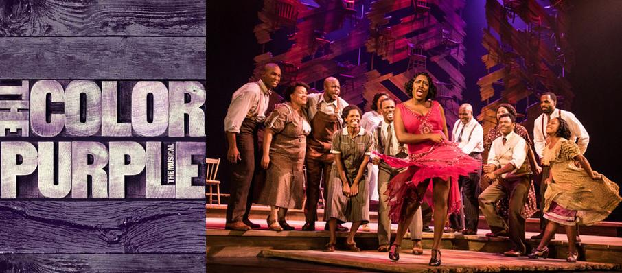 The Color Purple at Dreyfoos Concert Hall