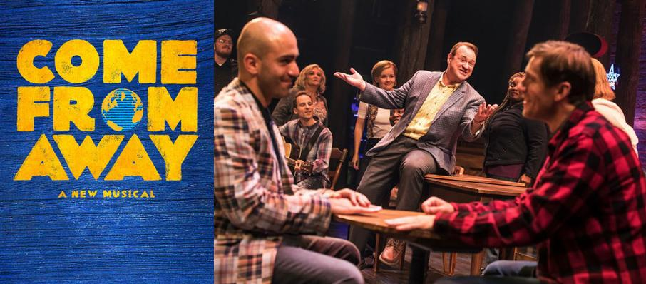 Come From Away at Dreyfoos Concert Hall
