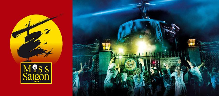 Miss Saigon at Dreyfoos Concert Hall