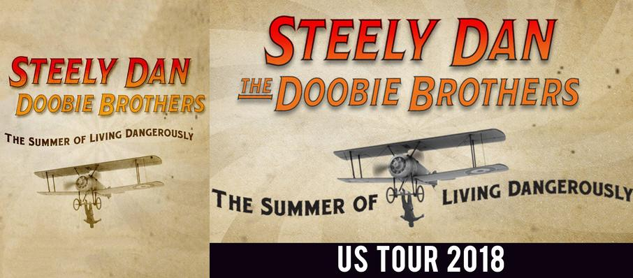 Steely Dan and The Doobie Brothers at Perfect Vodka Amphitheatre