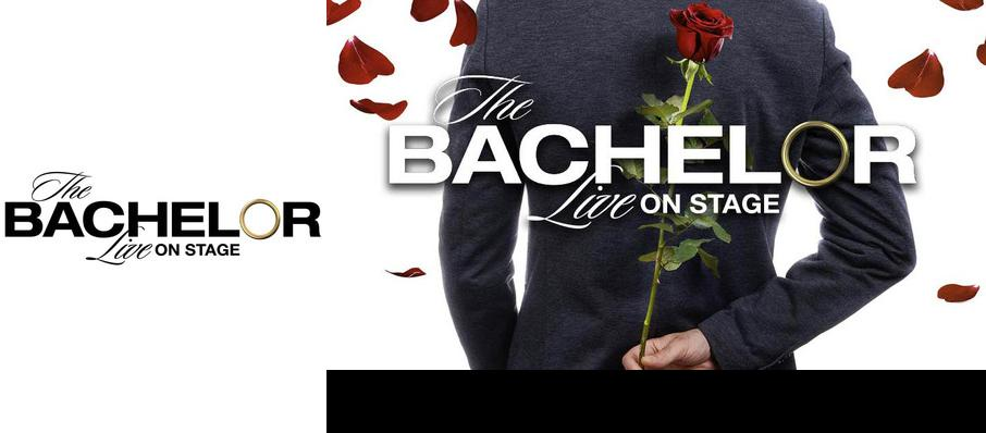 The Bachelor Live On Stage at Dreyfoos Concert Hall