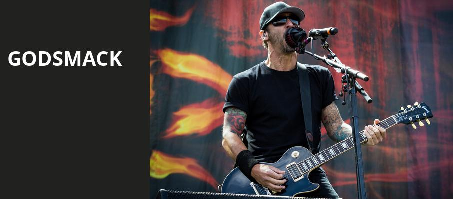 Godsmack, Coral Sky Amphitheatre, West Palm Beach