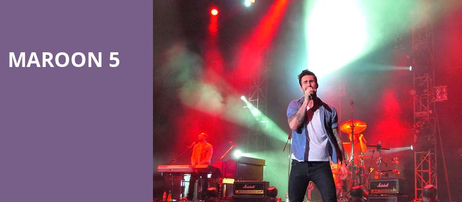 Maroon 5, Coral Sky Amphitheatre, West Palm Beach