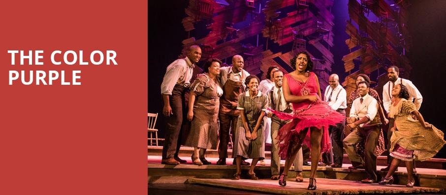 The Color Purple, Dreyfoos Concert Hall, West Palm Beach