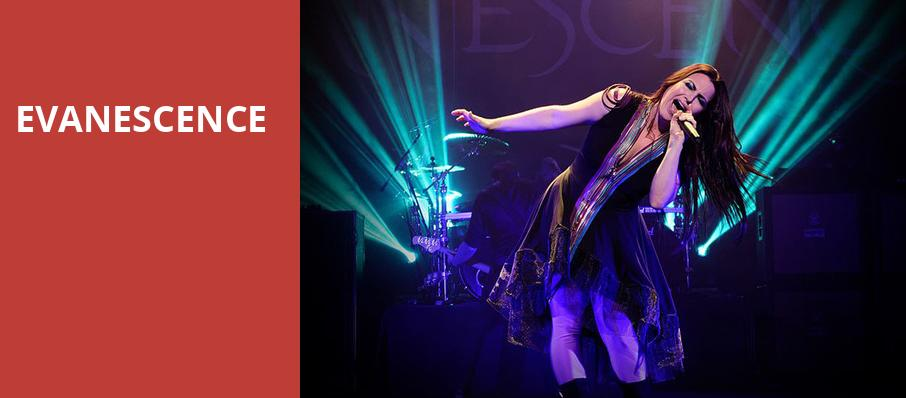 Evanescence, Perfect Vodka Amphitheatre, West Palm Beach
