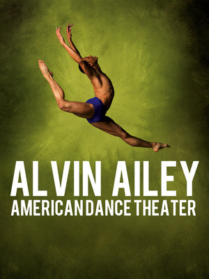 Alvin Ailey American Dance Theater, Dreyfoos Concert Hall, West Palm Beach