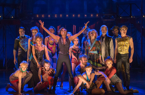 Pippin, Dreyfoos Concert Hall, West Palm Beach