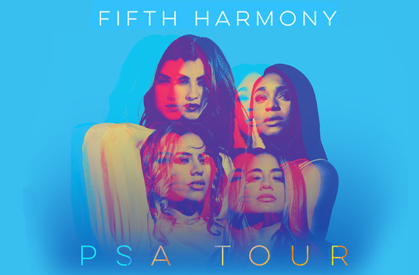 Fifth Harmony, Perfect Vodka Amphitheatre, West Palm Beach
