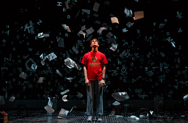 The Curious Incident of the Dog in the Night Time, Dreyfoos Concert Hall, West Palm Beach